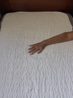 Den tomme seng - sorg